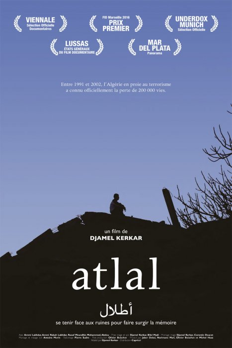 Atlal : Affiche