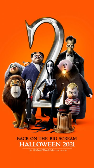 The Addams Family 2 : Affiche