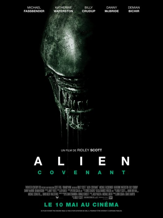 Alien: Covenant : Affiche