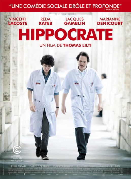 Hippocrate : Affiche