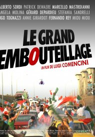 Affiche de Le Grand embouteillage