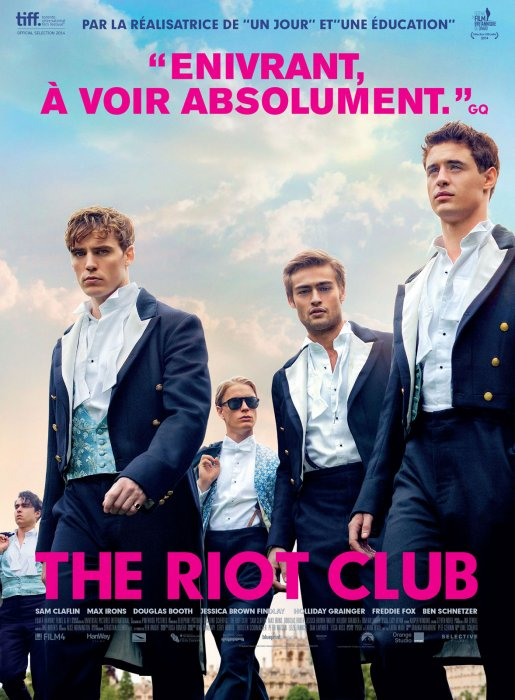 The Riot Club : Affiche