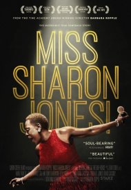 Affiche de Miss Sharon Jones!