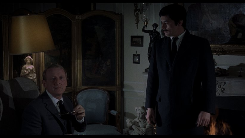 Le Cercle Rouge : Photo Bourvil