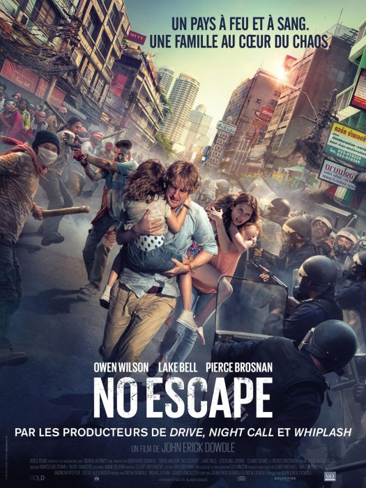 No Escape : Affiche