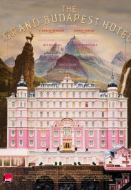 Affiche de The Grand Budapest Hotel