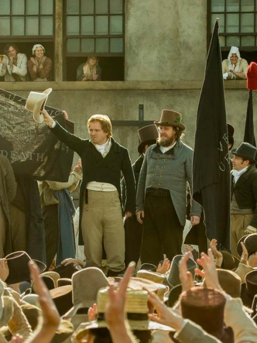 Peterloo : Affiche