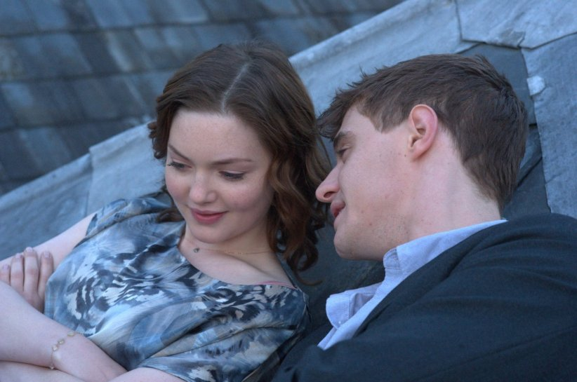 The Riot Club : Photo Holliday Grainger, Max Irons