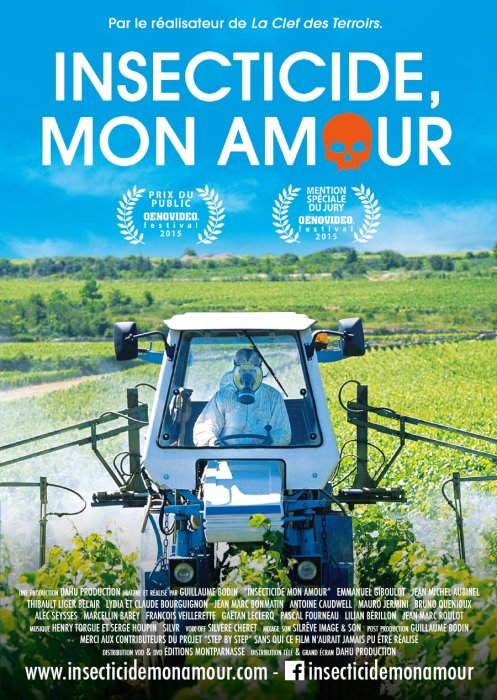 Insecticide, Mon Amour : Affiche