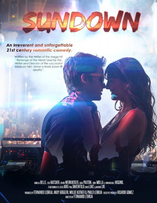 Sundown : Affiche