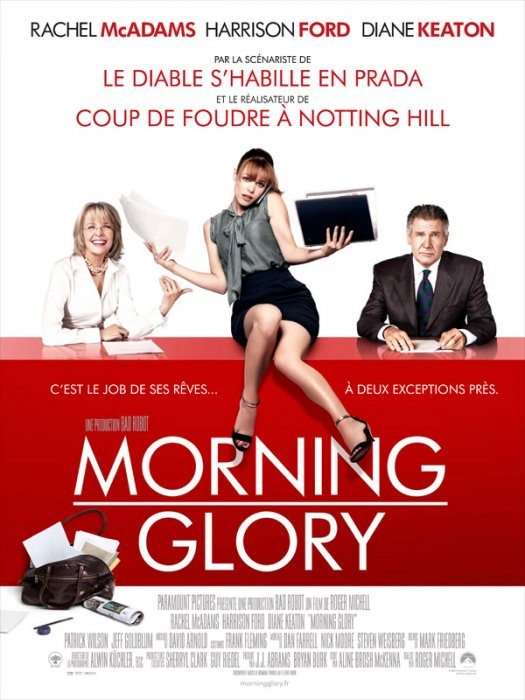 Morning Glory : Affiche
