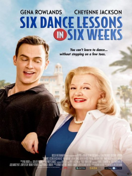 Six Dance Lessons in Six Weeks : Affiche