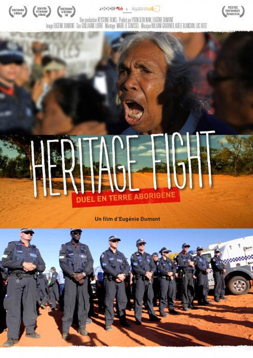 Heritage fight : Affiche