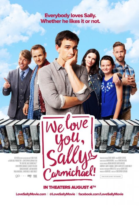 We Love You, Sally Carmichael! : Affiche