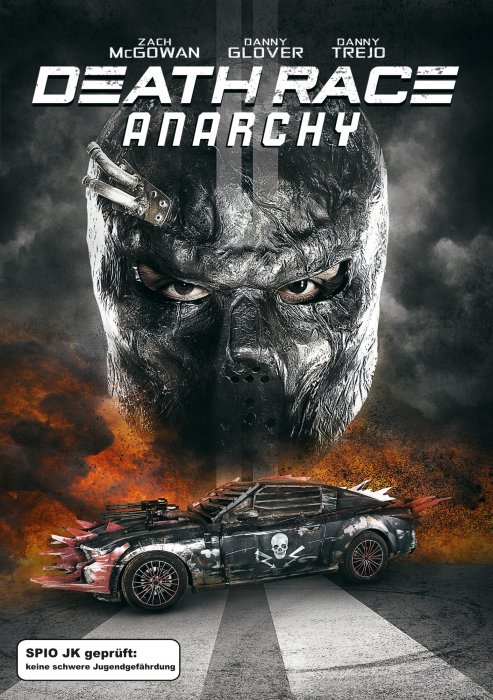 Death Race 4: Beyond Anarchy : Affiche