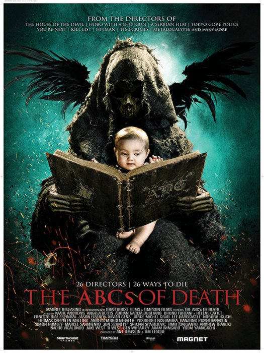 The ABCs of Death : Affiche
