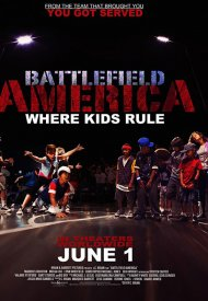 Affiche de Dance Battle America