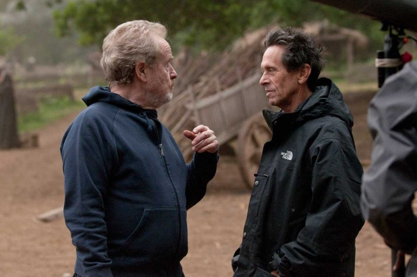 Robin des Bois : photo Ridley Scott