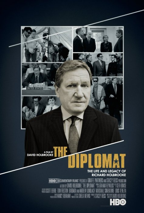 The Diplomat : Affiche