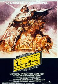 Affiche de Star Wars : Episode V - L'Empire contre-attaque