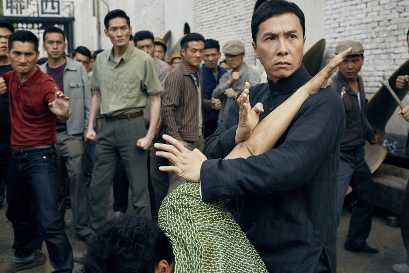Ip Man 3 : Photo Donnie Yen
