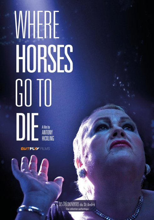 Where Horses Go To Die : Affiche