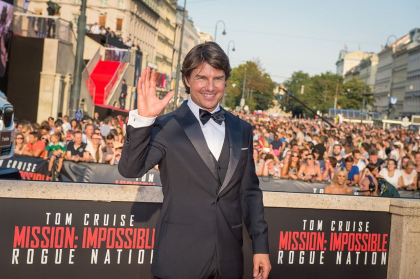 Mission: Impossible - Rogue Nation : Vignette Magazine