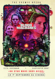 Affiche de Blood Machines