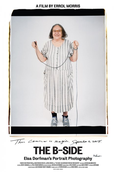 The B-Side: Elsa Dorfman's Portrait Photography : Affiche