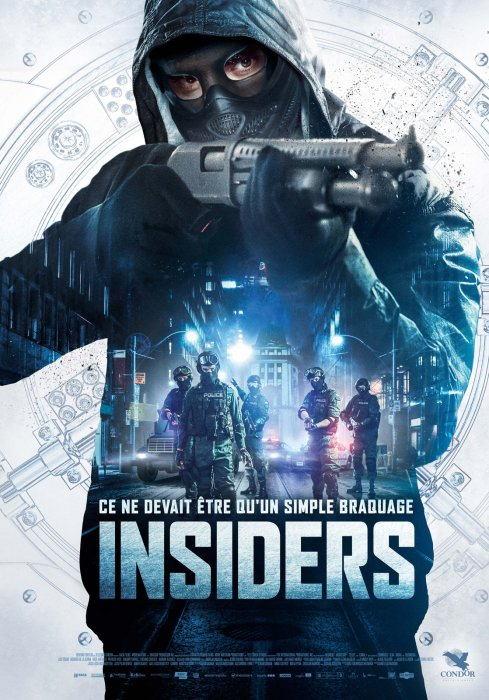 Insiders : Affiche