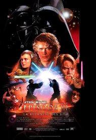 Affiche de Star Wars : Episode III - La Revanche des Sith