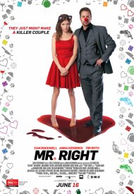 Affiche de Mr. Right