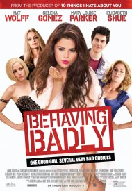 Affiche de Behaving Badly