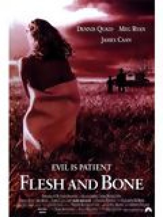 Flesh and bone : Affiche