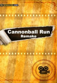 Affiche de Cannonball Run Remake