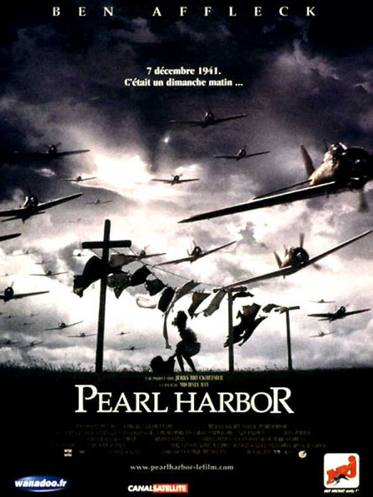 Pearl Harbor : Affiche
