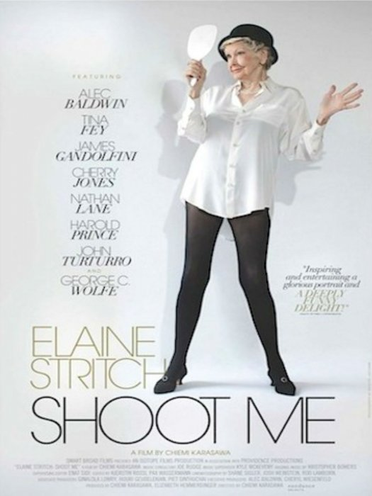 Elaine Stritch: Shoot Me : Affiche