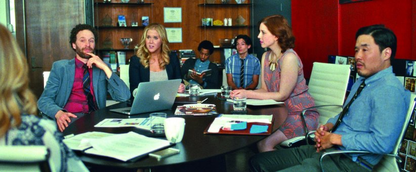 Crazy Amy : Photo Amy Schumer, John Glaser, Vanessa Bayer
