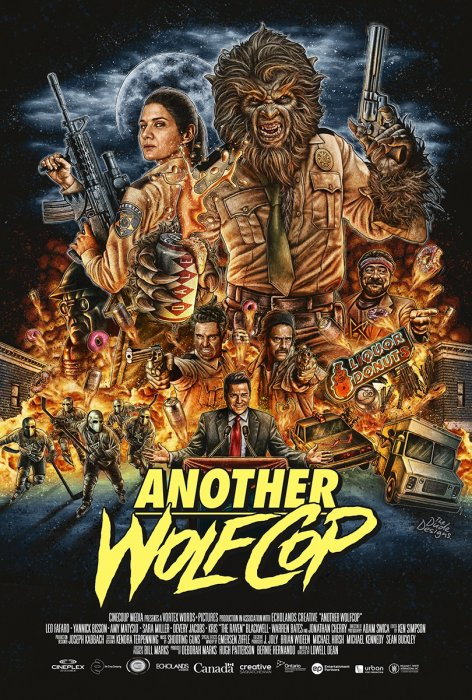 Another WolfCop : Affiche