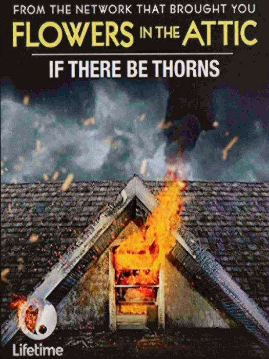 If There Be Thorns : Affiche