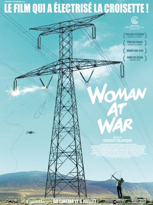Woman at War : Affiche