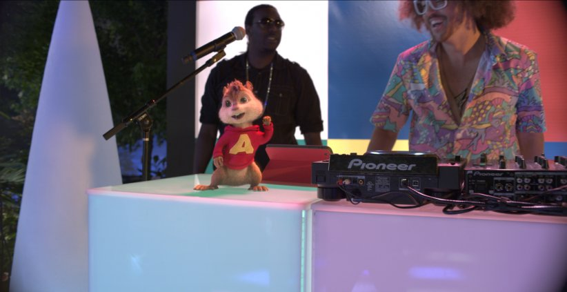 Alvin et les Chipmunks - A fond la caisse : Photo