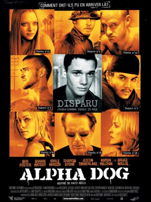 Alpha Dog : affiche Nick Cassavetes