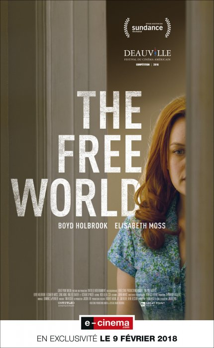 The Free World : Affiche