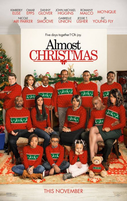 Almost Christmas : Affiche