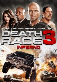 Affiche de Death Race: Inferno