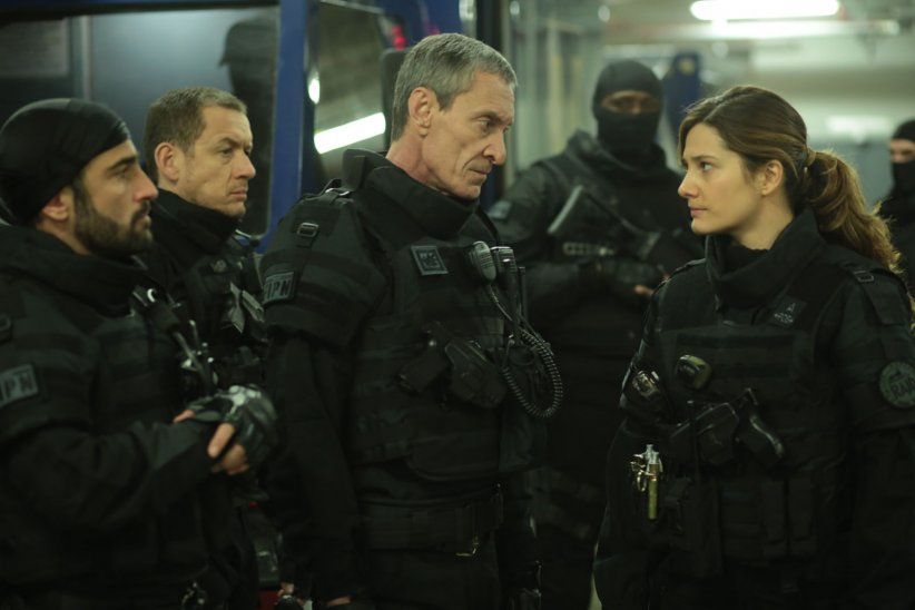 Raid Dingue : Photo Alice Pol, Dany Boon, Florent Peyre, François Levantal