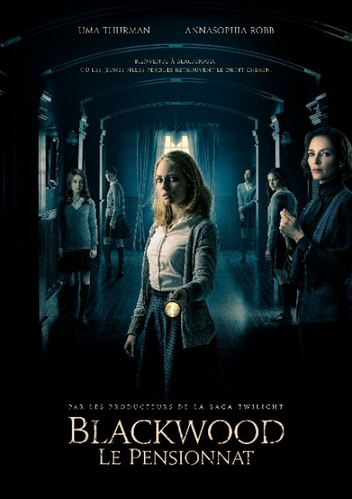 Blackwood, le pensionnat : Affiche