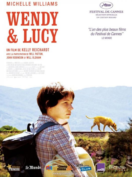 Wendy et Lucy : Affiche Michelle Williams