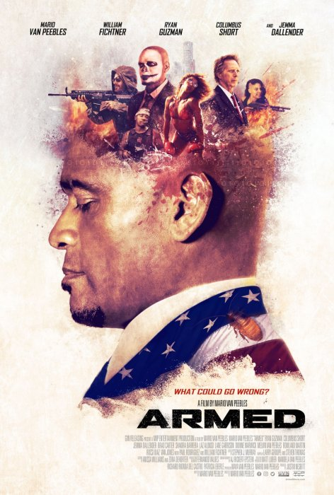 Armed : Affiche